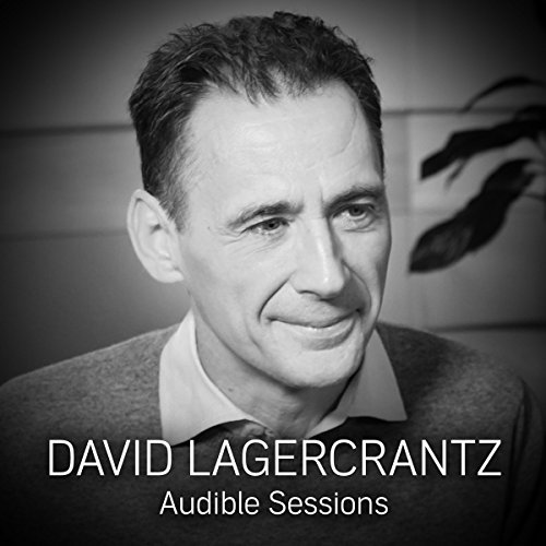 David Lagercrantz - September 2017 cover art