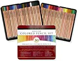 Studio Series 50 Unit Deluxe Colored Pencil Set