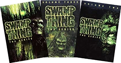 Swamp Thing~ the Series Set Vol. 1-3!!
