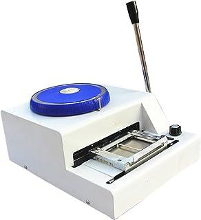 FDSJKD Code Punch Code Machine Code Convexe Machine de Codage de la Pression de la Pression PVC Machine de gaufrage Manuelle