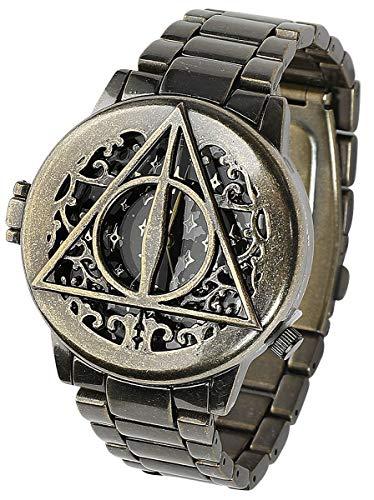 Harry Potter Deathly Hallows Mujer Relojes Dorado, Ver descripción,