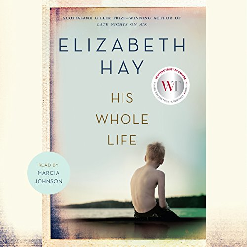 His Whole Life audiobook cover art