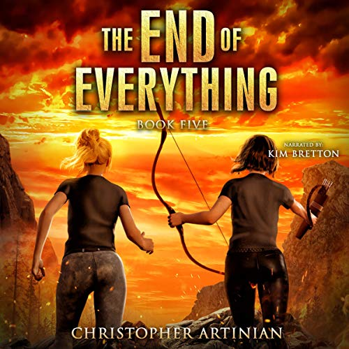『The End of Everything: Book 5』のカバーアート