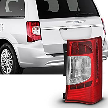 TYC 11-6436-00-1 Chrysler Town /& Country Left Replacement Tail Lamp
