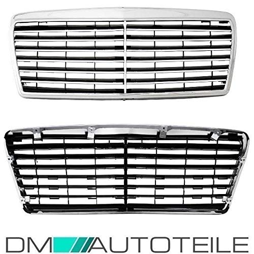 DM Autoteile -Benz W124 S124 C124 Kühlergrill Chrom Avantgarde Grill 93-95 Mopf 2