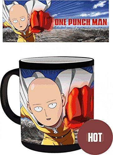 1art1 One Punch Man - Saitama Taza Mágica Cambia De...