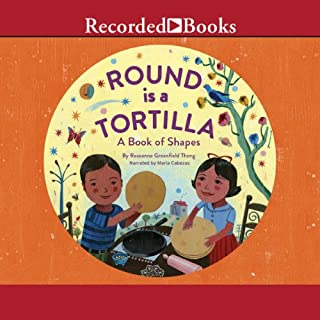 Round Is a Tortilla audiobook cover art