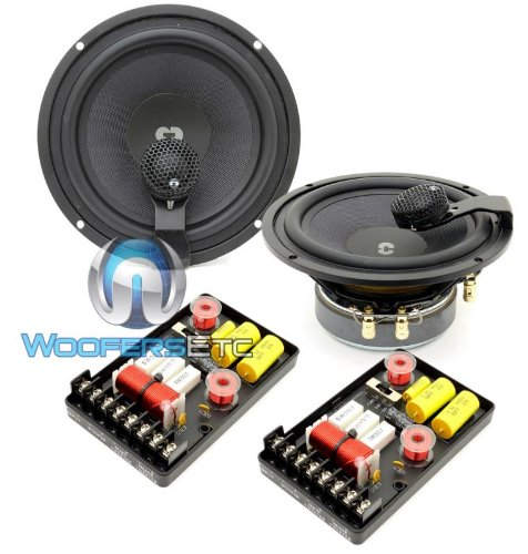 Purchase HD-M62Braxial – CDT Audio 6.5″ 150W RMS 2-Way Braxial Component Speakers System