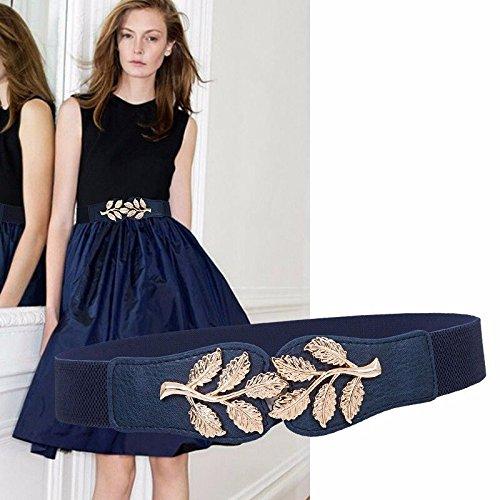 SAIBANGZI Damesriem, lente, zomerjurk, versiering, riem, vrouwen, taille, elastisch