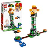 LEGO 71388 Super Mario Set de Expansión: Torre bamboleante del Hermano Sumo Jefe, Juguete de Construcción para Niños