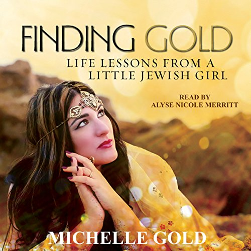 Finding Gold audiobook cover art