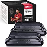 LEMERO 2 Cartuccia di toner Compatibile per TN-3480 TN3480 per Brother HL-L5000D HL-L5100DN HL-L5200DW HL-L5200DWT HL-L6200DW HL-L6200DWT HL-L6250DW HL-L6300DW HL-L6400DW DCP-L5500DN MFC-L6800DW