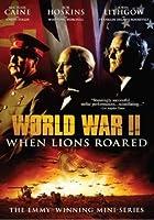 World War II: When Lions Roared Mini Series [DVD] [Import]