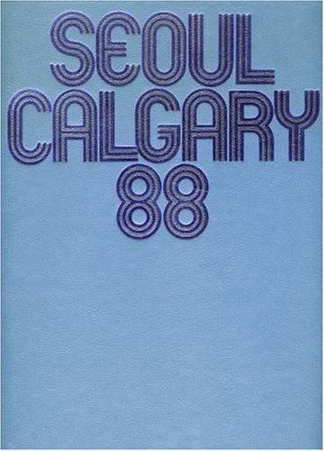 Calgary 1988. XV. Olympische Winterspiele