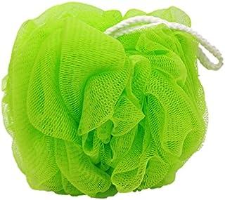 オーエ ホイッぷる ボール ふつう 泡立て ネット グリーン 約22×14×14cm もこもこ 洗える