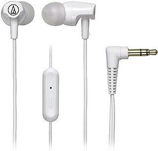 Audio-Technica ATH-CLR100ISWH Con micrófono In-ear Blanco