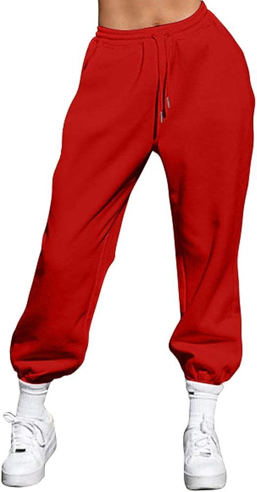 Outstanding XXTAXN Women's Drawstring Waist Sweatpants Pants with SALENEW very popular Po Joggers