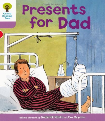 Oxford Reading Tree: Level 1+: More First Sentences A: Presents for Dadの詳細を見る