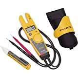 Electrical tester with holster