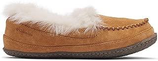 Columbia Women's Big Sky Moccasin Fur Slipper