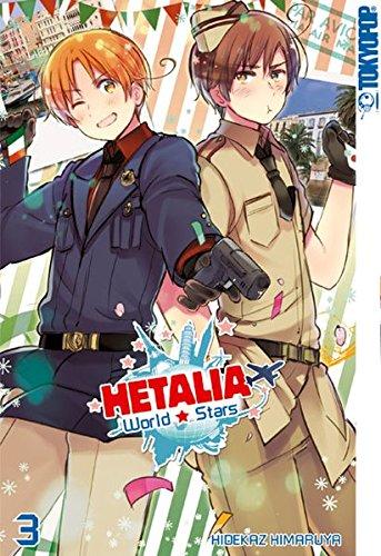 hetalia axis powers manga - 9