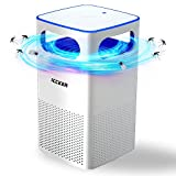 ICCKER Lampada Anti Zanzare Elettronico Insetti Volanti Killer con USB Insetti Killer trappola per...