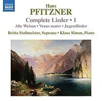 Complete Lieder Vol. 1