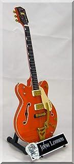 JOHN LENNON Guitarra miniatura con púa de guitarra GRETSCH 6120