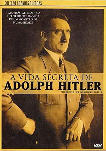 DVD A Vida Secreta de Adolph Hitler