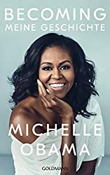 Michelle Obama - Becoming Meistverkaufte Bücher 2019 Bestseller SACHBUCH