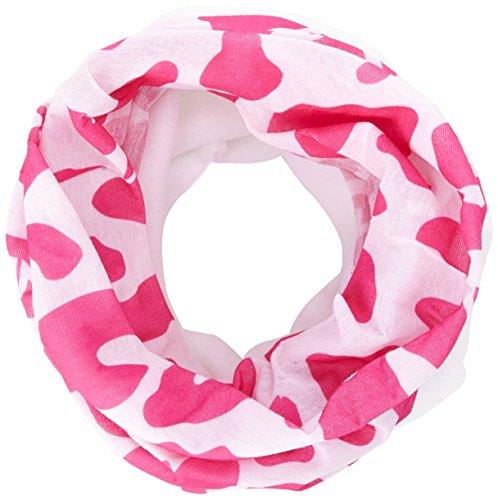 Sinner SIWE-614-70 dames haarband, roze luipaard, fabrikant: eenheidsmaat