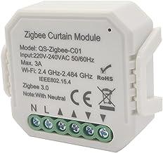 Baluue Wifi Relais Schakelaar Gordijn Module Draadloze Gordijn Switch Module Afstandsbediening Onzichtbare Installatie Voo...