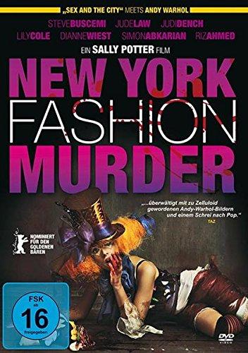 New York Fashion Murder, 1 DVD