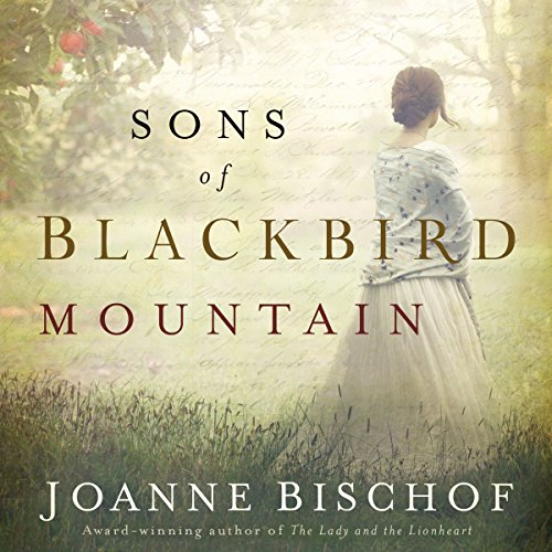 Sons of Blackbird Mountain audiobook cover art