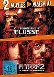 Die purpurnen Flüsse / Die purpurnen Flüsse 2 [2 DVDs]