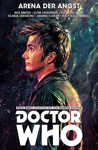 Doctor Who - Der zehnte Doktor, Band 5: Arena der Angst (Comic) [Kindle-Edition]