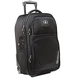 Ogio carry on rolling suitcase makes for one of the best carry on travel essentials