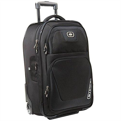 """Ogio Kick Start 22"""" Traveler/Stroller Travel Bag (One Size) (Black)"""