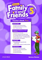 American Family and Friends: Level Five: Teacher's Book Plus: Supporting all teachers, developing every child