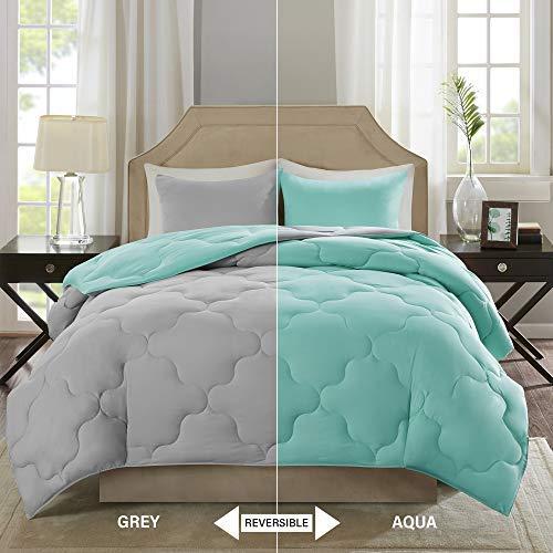 Gray And Turquoise Bedding Amazoncom