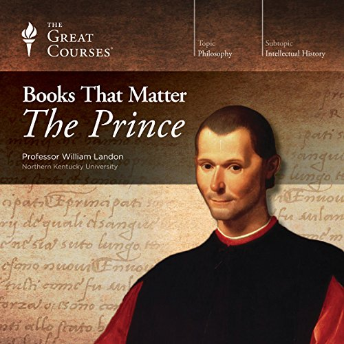 Books that Matter: The Prince cover art