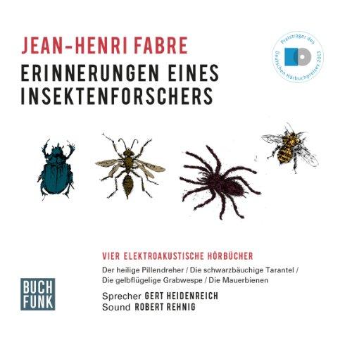 Erinnerungen eines Insektenforschers Titelbild
