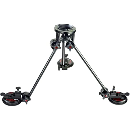 Camtree Gripper Car Suction Mount with Hard Case Payload Capacity Upto 6kg for DSLR Sony Nikon Canon Panasonic Lumix (C-G-10)