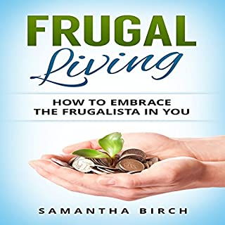 Frugal Living audiobook cover art