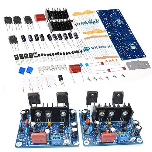 KASILU Dlb0109 2 unids HiFi MX50 SE 2.0 Twofold Canal 2x100W Amplificador de Potencia de esterafonía DIY Board Alto Rendimiento