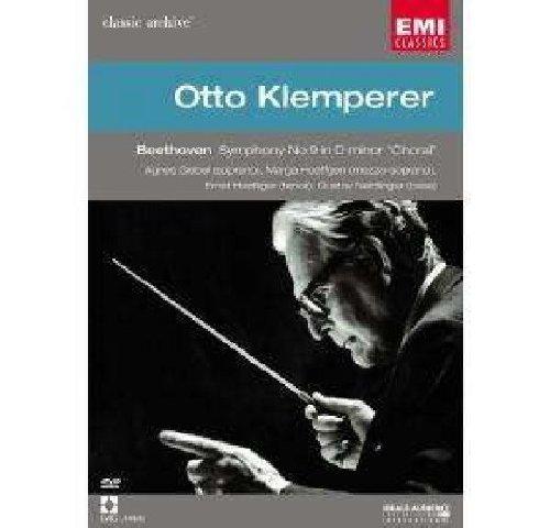Otto Klamperer [Alemania] [DVD]