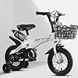 Bicicleta para niñas 12 14 16 18 pulgadas con ruedas de...