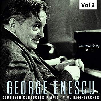 Enescu: Composer, Conductor, Pianist, Violinist & Teacher, Vol. 2