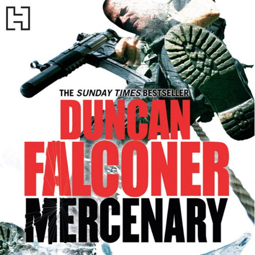 Mercenary cover art