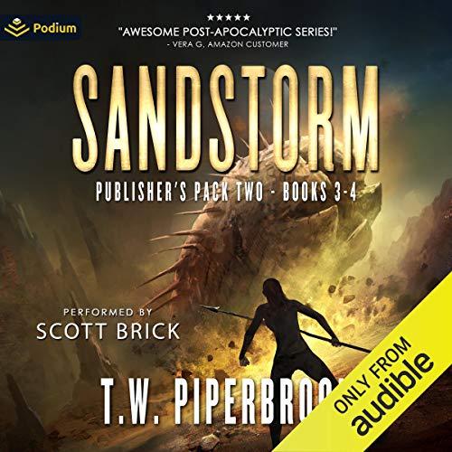 Sandstorm: Publisher's Pack 2: Sandstorm Series, Book 3-4